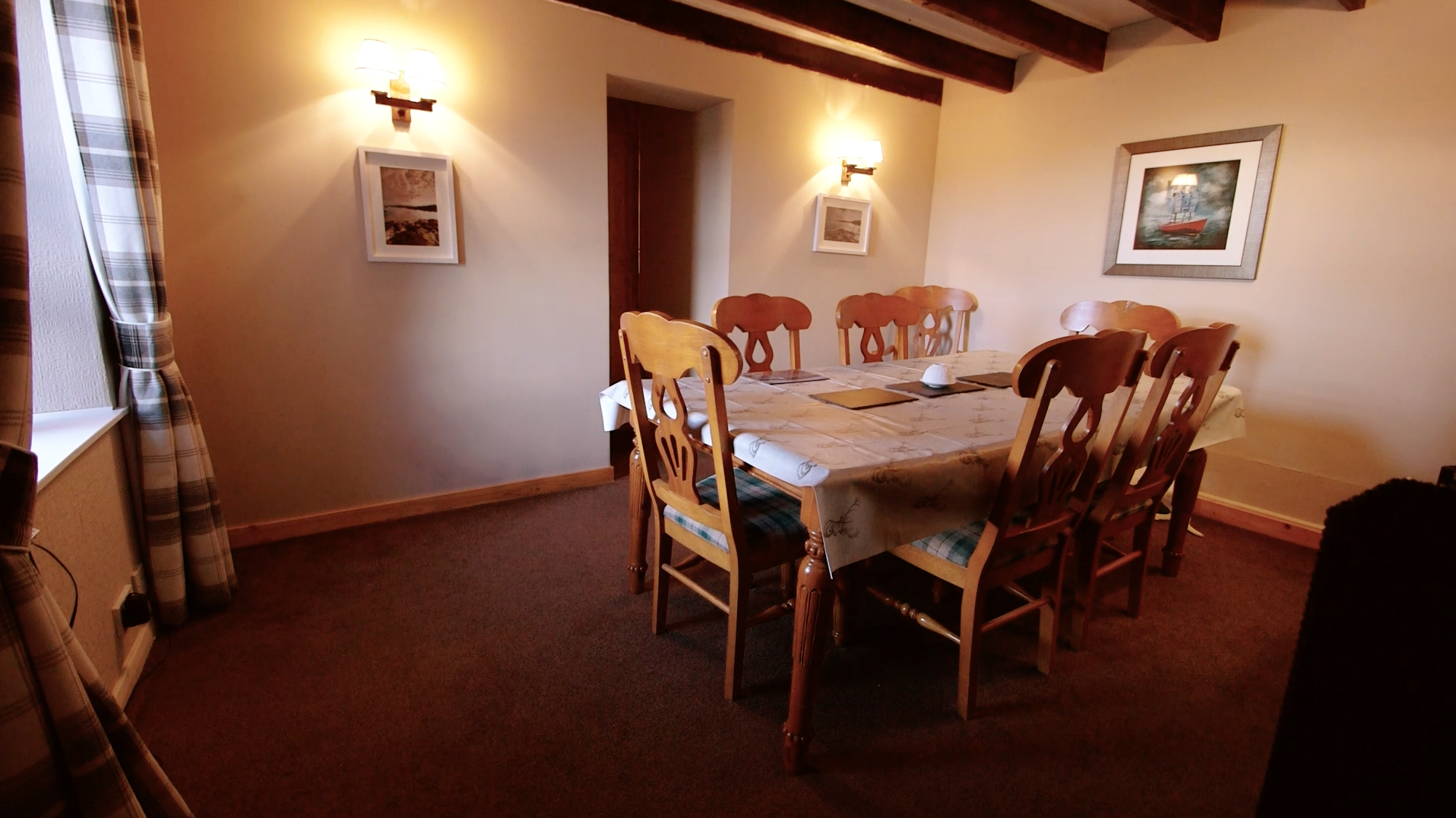 Pet Friendly Self Catering Cottage On Isle Of Mull