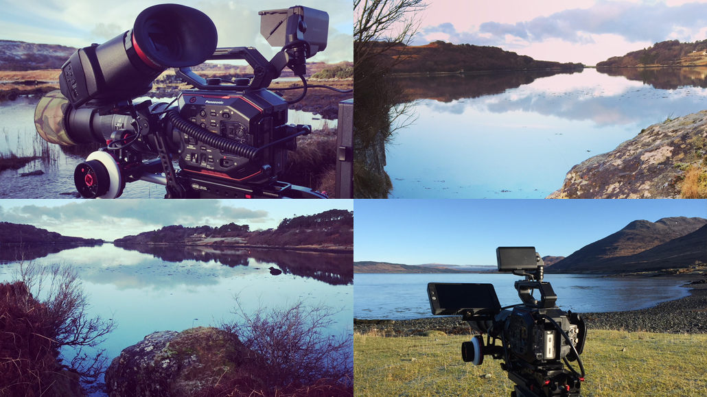wildlife filming course mull